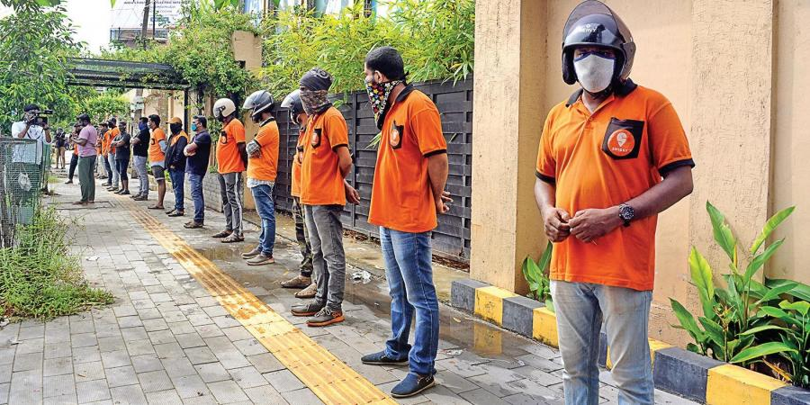 Delivery Partners in Chennai Strike Against Swiggy's Unfair Wage