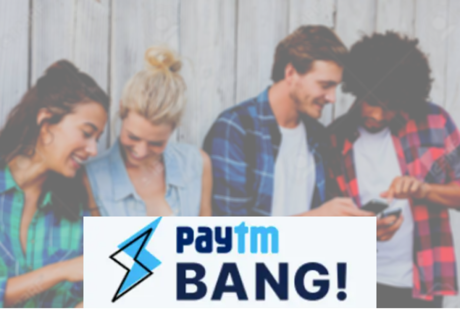 Paytm new feature 'Bang'