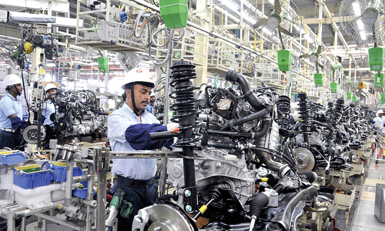 Indian Manufactuing sector