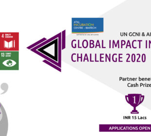 Global Impact Innovation Challenge (GIIC) 2020 For Solutions Of The COVID Era