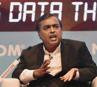 Mukesh Ambani at RAISE 2020
