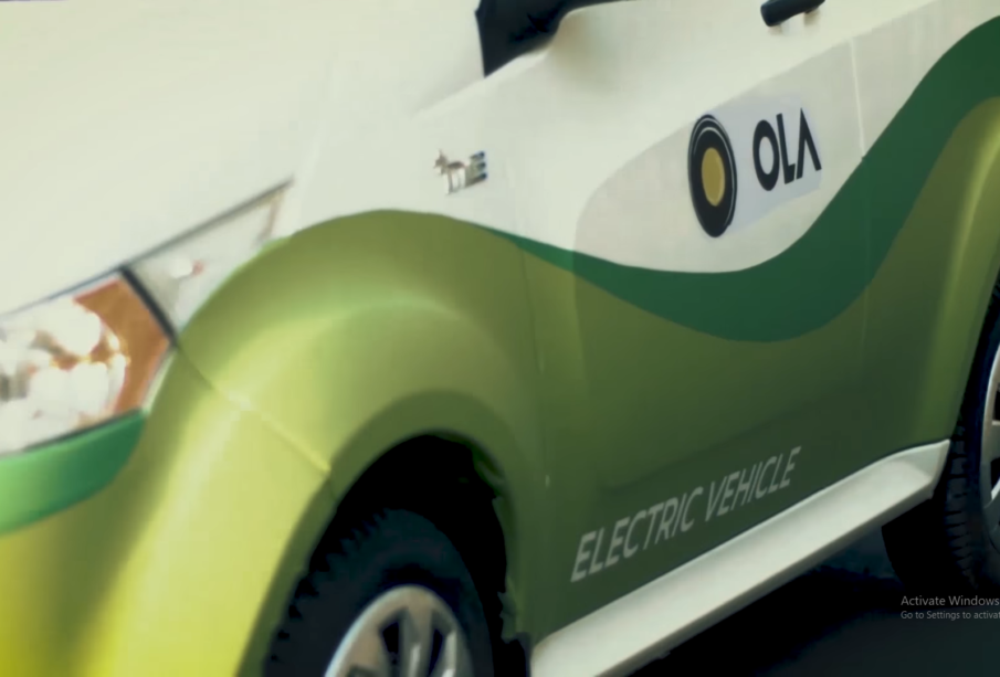 Ola Electric To Set Up India's Largest E-Scooter Manufacturing Facility