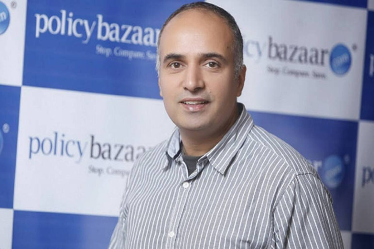 PolicyBazaar To Raise $50-100 Million From Alpha Wave Incubation