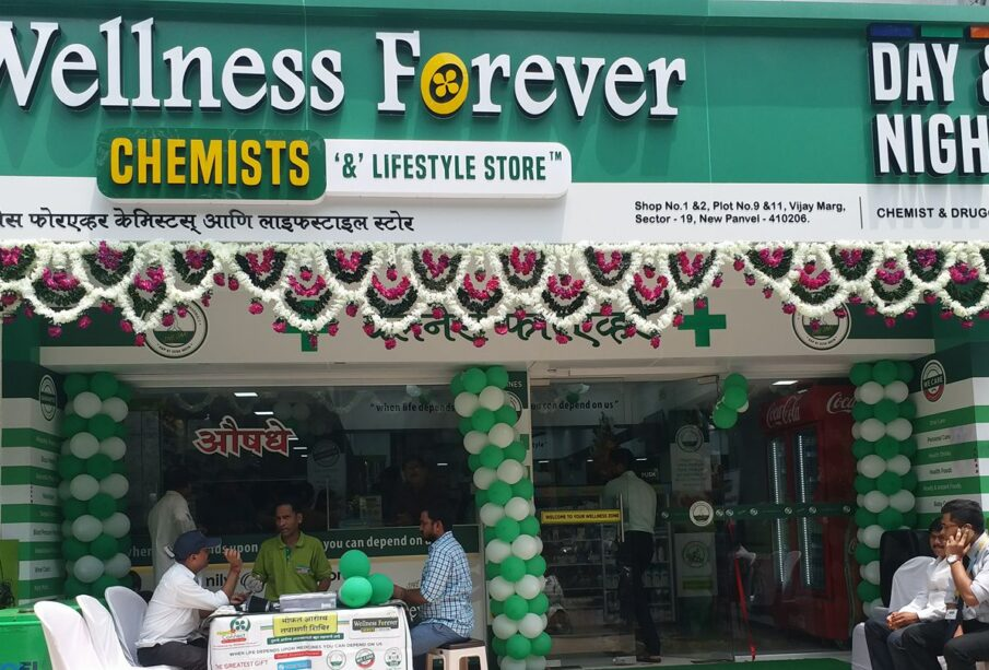 Retail Pharmacy Chain Company Wellness Forever Raises Rs 130 Crore From Poonawalla, Allana Group