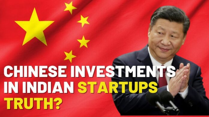 china investment in India