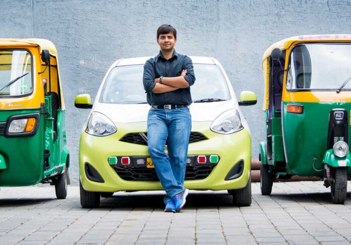 Ola: From A Situational Idea To A Billion Dollar Startup