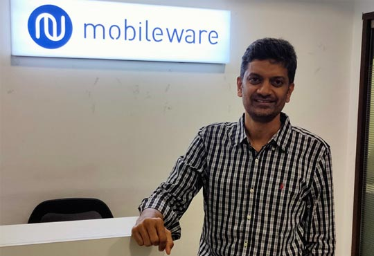 mobileware technologies founder